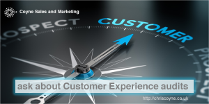 CX Audits are part of an overall customer strategy