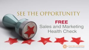 marketing & Sales Health Check